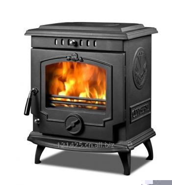 Buy Wood cast iron stove with boiler