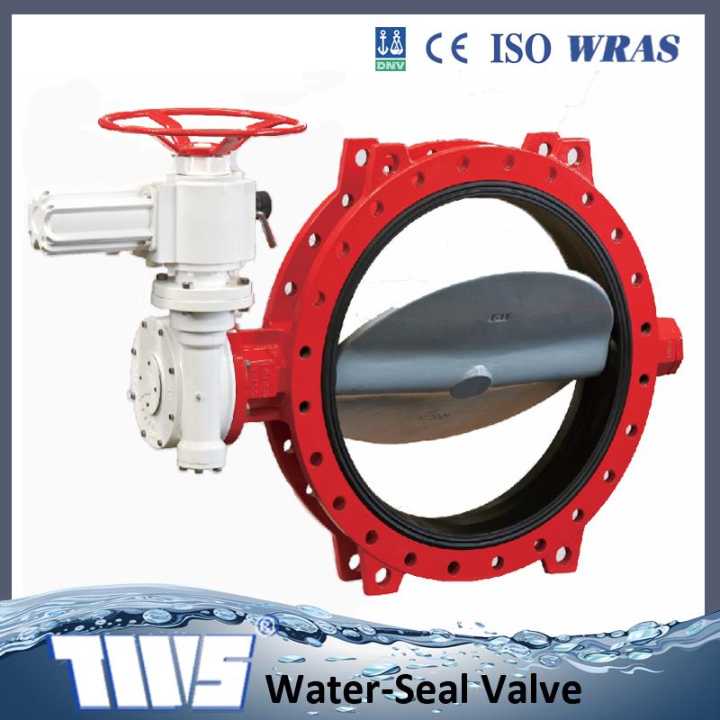 购买 Series soft sleeve seated butterfly valve UD