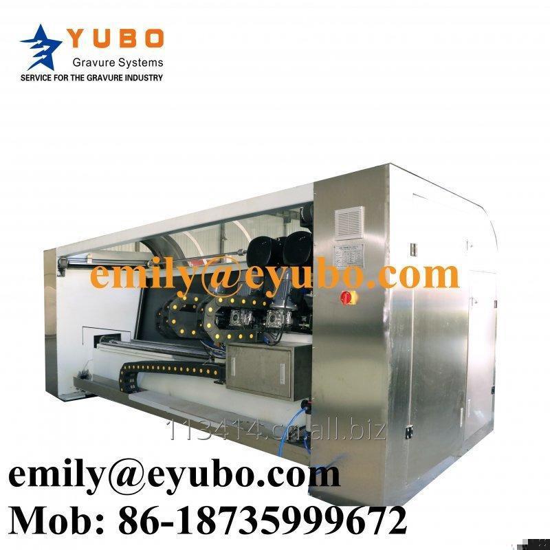 购买 High precision gravure cylinder engraving machine