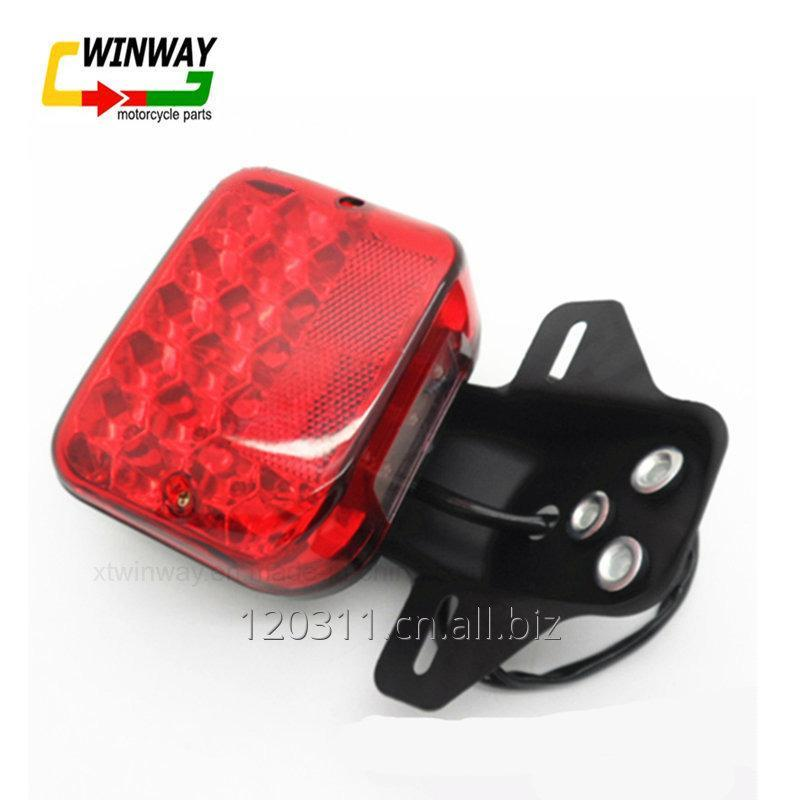 Buy Ww-7176 Motorcycle Part, LED Cg125 Motorcycle Rear Light, Tail Lamp,