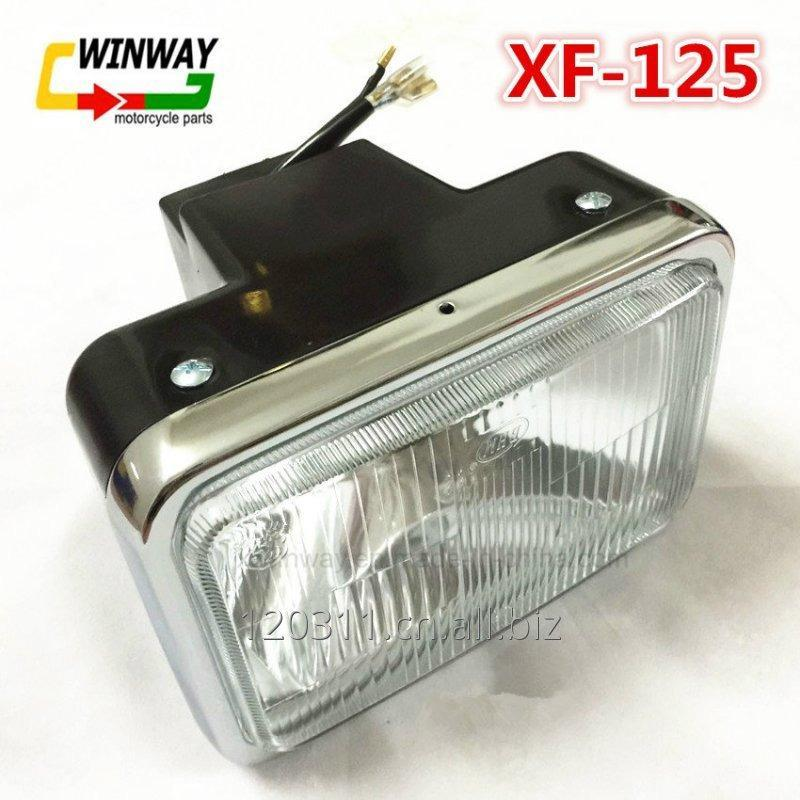 Buy Ww-7199, Motorcycle Part Headlight for Xf-125