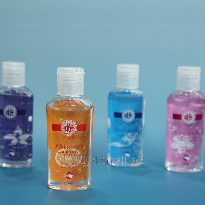 Alcohol Based Antibacterial Hand Wash Liquid / Hand Sanitizer