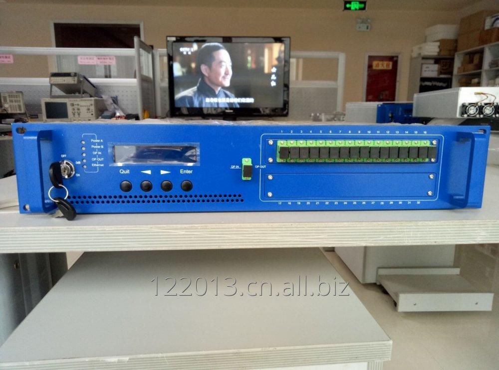 购买 CATV 1550nm 铒镱共掺光纤放大器 32*22dBm with WDM