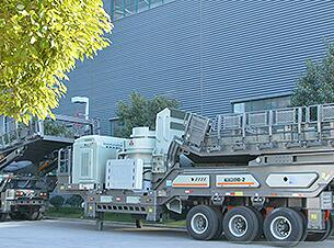 购买 European Type Jaw Crusher