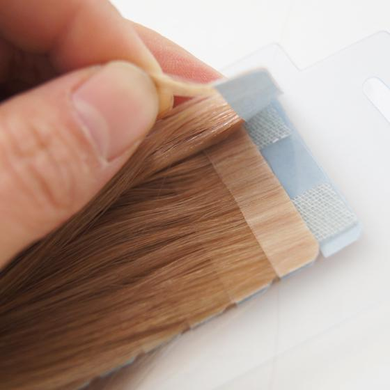 购买 100% Virgin Remy Chinese hairTape Hair Extension