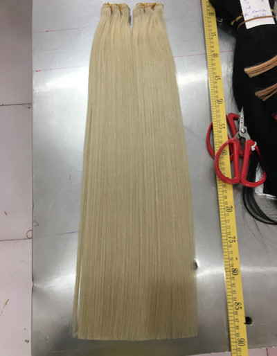 购买 100% Virgin Remy Hair Weft