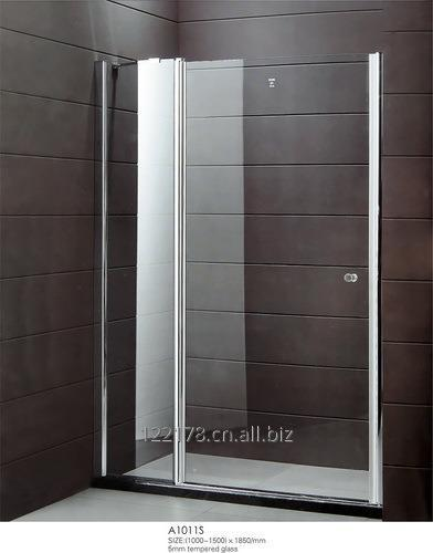 Square simple mobile shower room