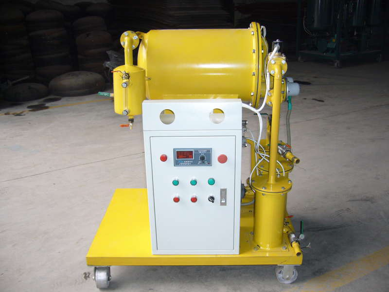 ZYA  Zhongneng Automatic Vacuum Insulation Oil Purifier