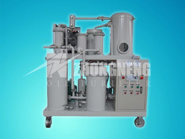 购买 Zhongneng Vacuum Lubricating Oil Purifier Series TYA