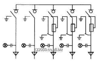 购买 DFP Type 12/24/35kv Outdoor Cable Distribution Box