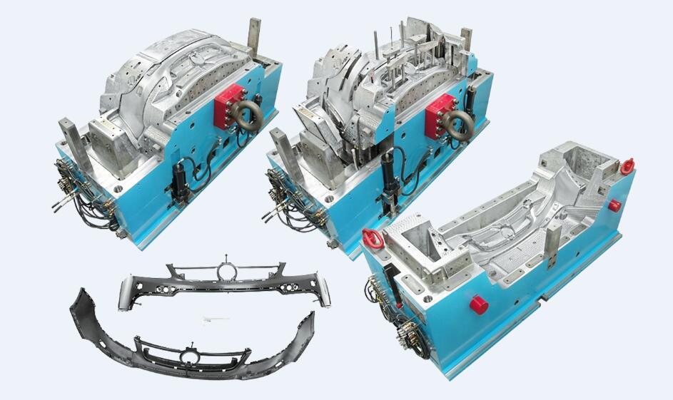 购买 Automobile Bumper Mould Manufacturer