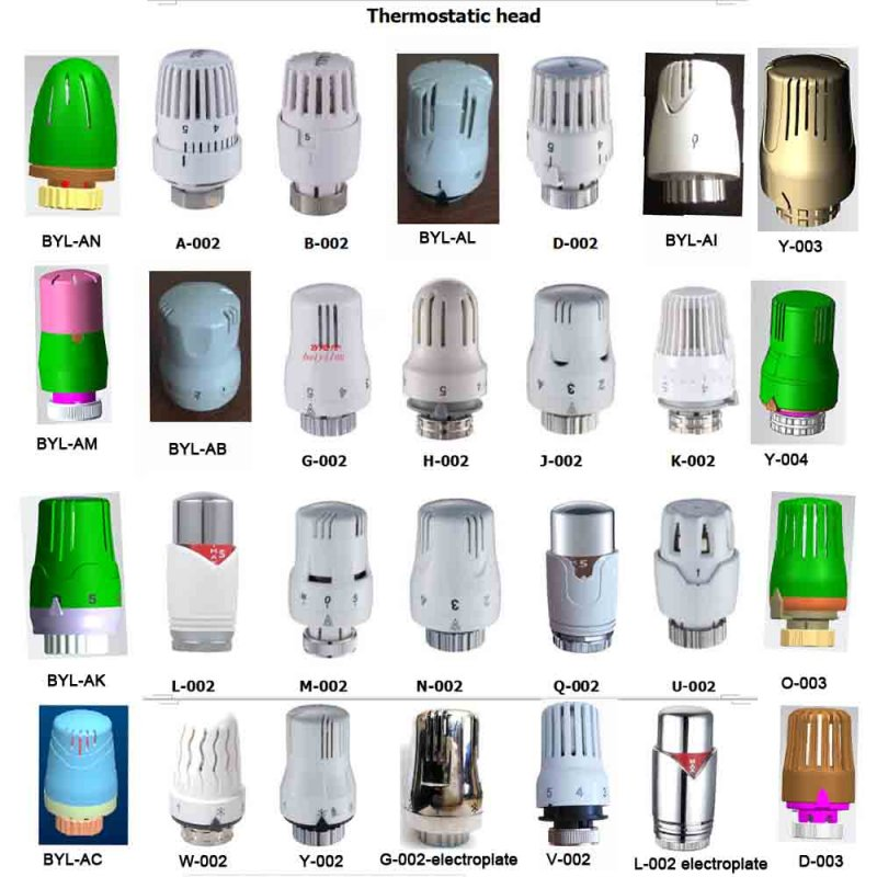 购买 温控头,温控阀,温控器,电热执行器