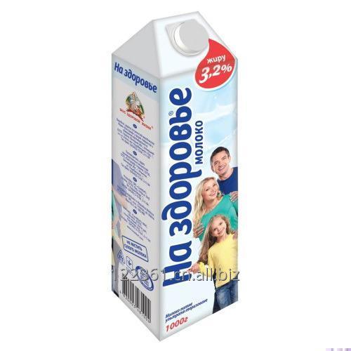 购买 UHT Milk 1000 ml 3,2% 12 month shelf life. Origin - Ukraine
