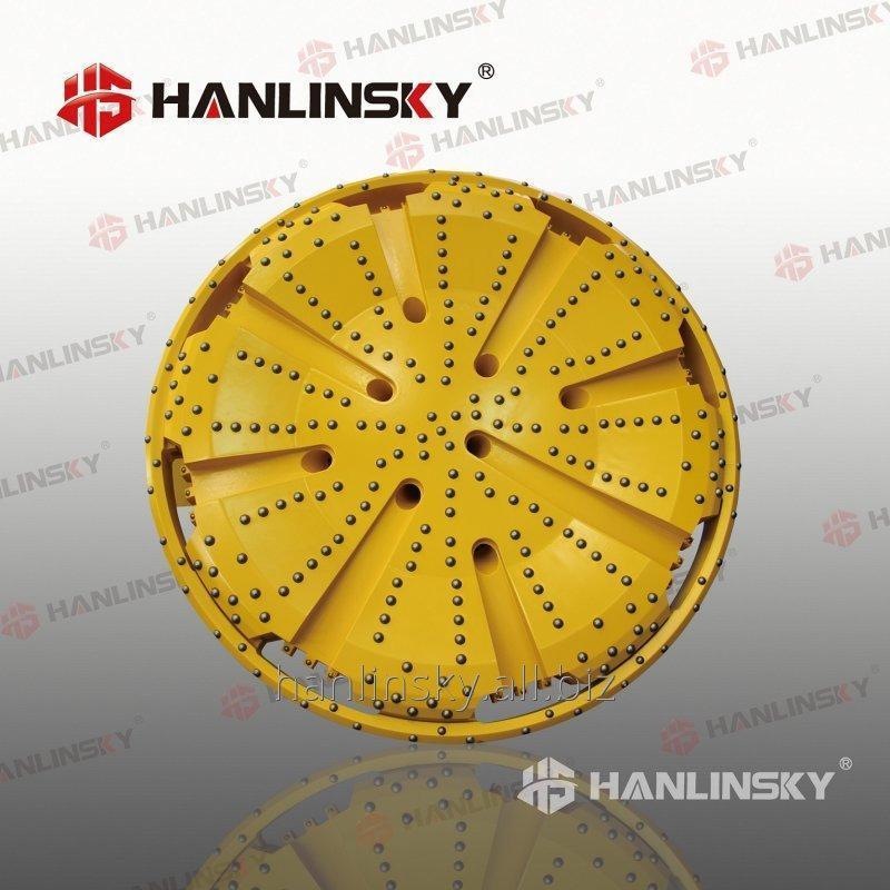 购买 Drill bits for water well, foundation drilling, down-the-hole, large diameter, shank NUMA100, NUMA120, NUMA125