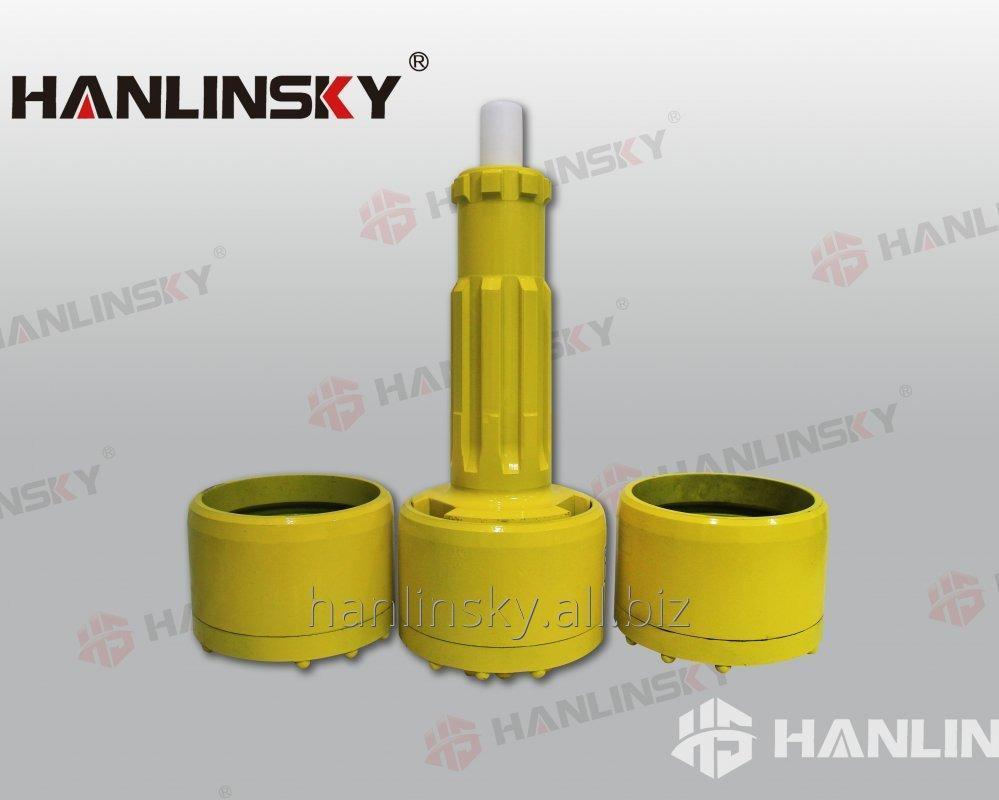 购买 Pilot bit for drilling equipment, concentric method, overburden with casing