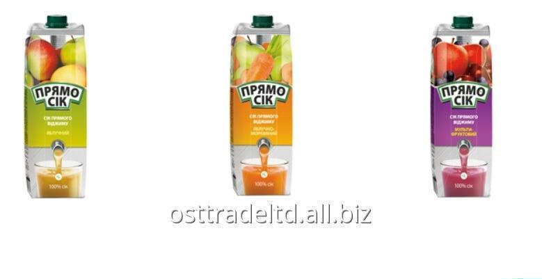 "Juice ""Jaffa NFC"" 1L. Ukraine TPA Square"