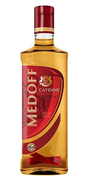 "购买 Vodka ""Medoff Original Vodka"" 0,5L. Ukraine."