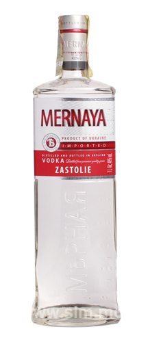 "购买 Vodka ""Mernaya Zastolye Vodka"" (0,2 0,5 0,7 0,75 1,0 L.) Ukraine."