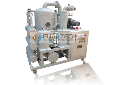 Buy Series ZYD Double-stage Vacuum Transformer Oil Filtration Machine