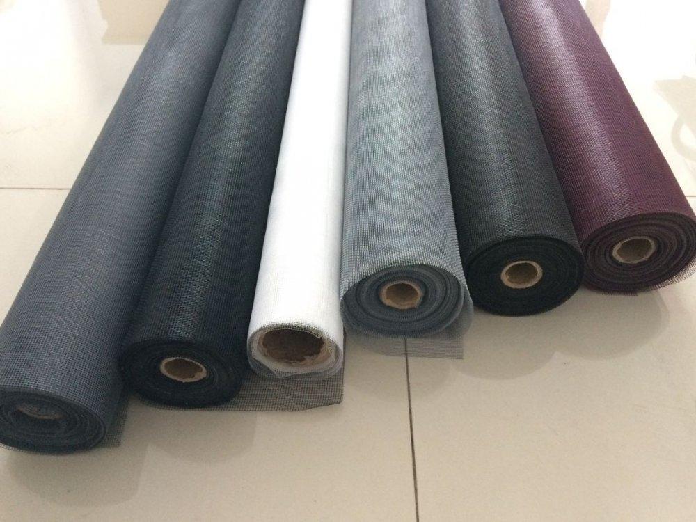 购买 PVC coated fiberglass window and door screen