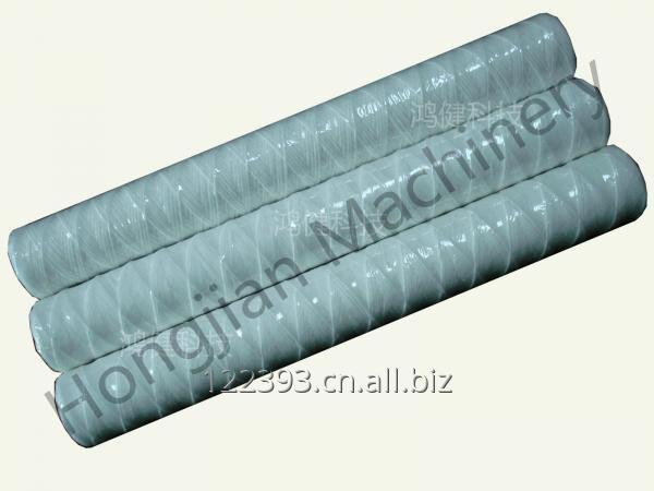 购买 String Wound Filter Cartridge for Gravure Cylinder Copper Plating Tank