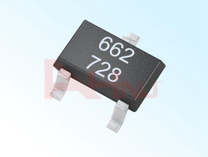 Micropowr Hall Sensor AH3662