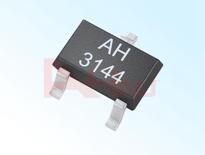 Unipolar Type Hall Sensor AH3144