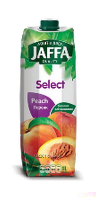 """购买 Nectar peach-apple with pulp """"Jaffa"""". 1L. Origin - Ukraine"""