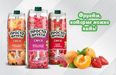 """Juice '' Jaffa smoothie """"1L Origin -. Ukraine"""