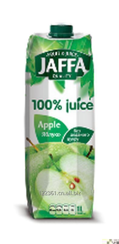 """Juice 100% Apple """"Jaffa"""". 1L. Origin - Ukraine"""