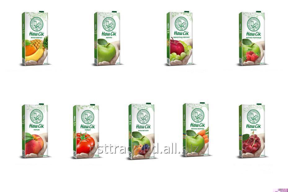 "Buy Juice ""Nash Sok"" 2l TBA"