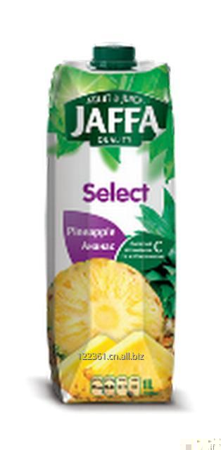 购买 Jaffa 100% ukrainian Pineapple nectar 1L.