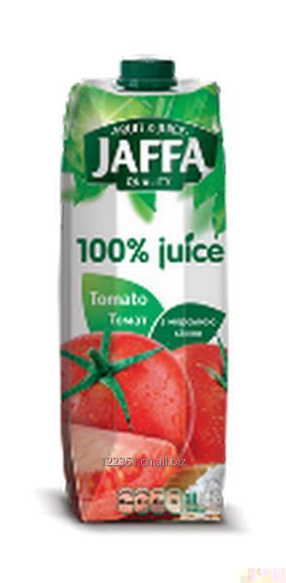 购买 Jaffa Tomato 100% juice with pulp with sea salt 1L.