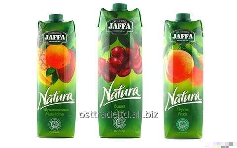 "Juice ""Jaffa Natura"" 1L Origin -. Ukraine"