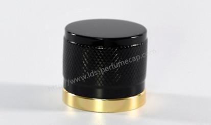Buy Black gold aluminum lid