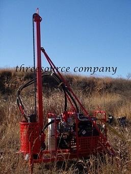 购买 TSP-40 石油勘探人抬山地钻机