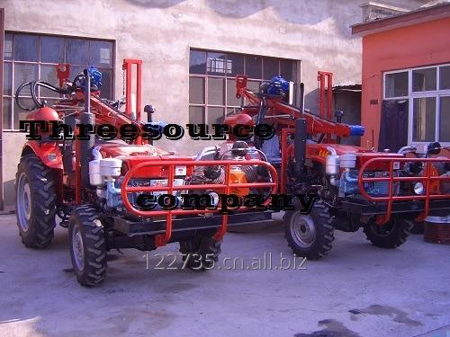 购买 Tractor drilling rig TST-30 oil prospecting