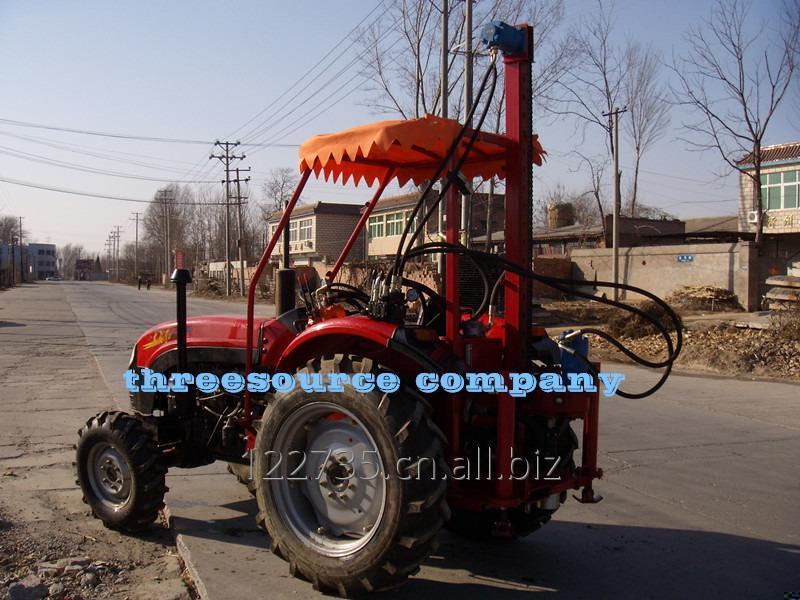 购买 TST-30 拖拉机石油开采钻机
