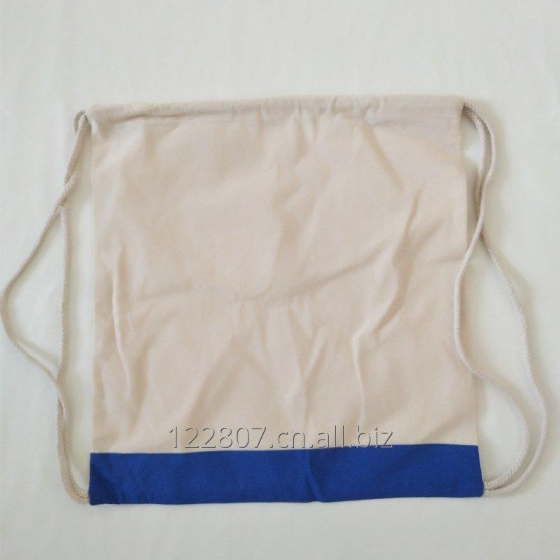 Wholesale fashion cheap price cotton promotional shopping bag