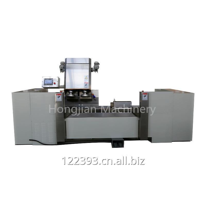 购买 Double-Head Copper Grinding Machine for Gravure Cylinder Gravure Printing Plate Making