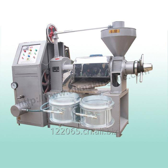 Buy Oil Mill Machinery with Filter YS - 100A