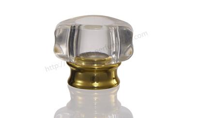Buy Shiny silver parfum cap