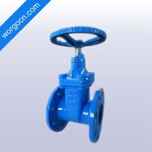 DIN3352 NRS Resilient Seated Gate Valve