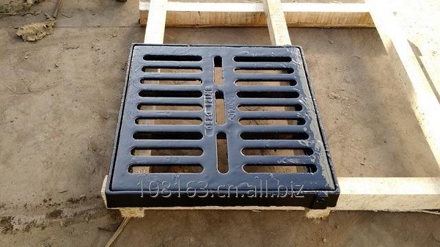 Buy EN124 C250 500*500 WATER GRATING
