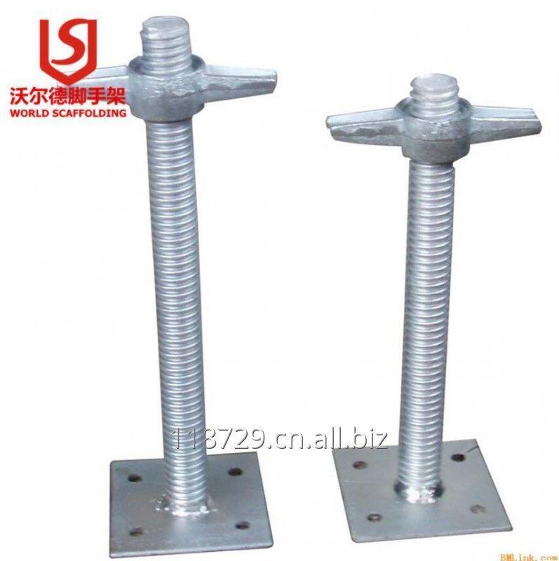 Buy Scafolding screw jack / Quickstage adjustable Base Jacks / Scaffold System