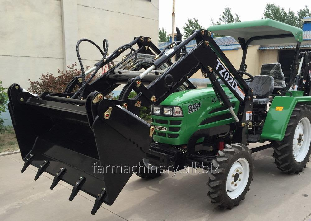 4 in 1 Bucket Loader. Model: TZ02D