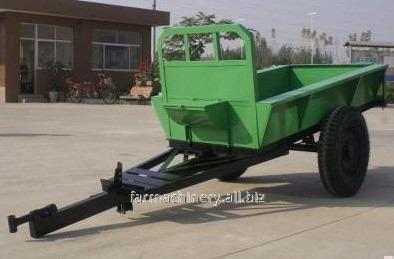Walking Tractor Trailer. Model: 7C-0.5