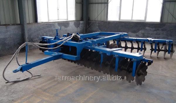 Heavy Harrow. Model: 1BZ-1.8