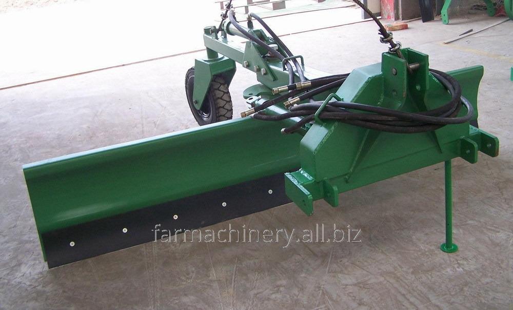 Hyraulic Rear Blade . Model: RB-8
