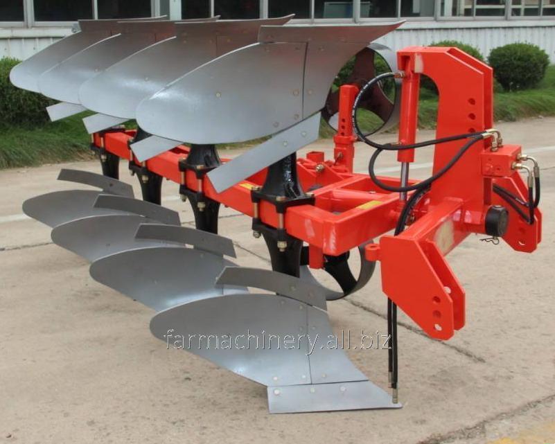 Turnover Plow. Model: 1LF-330